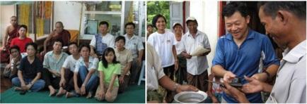 Camillian Team with Abbot Upper Kyane Lada