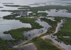 Aerial View 2 After Hurricane Thomas
